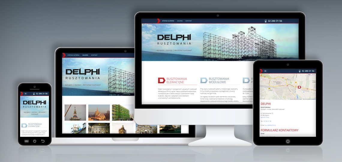 Delphi Rusztowania