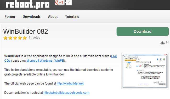 WinBuilder download