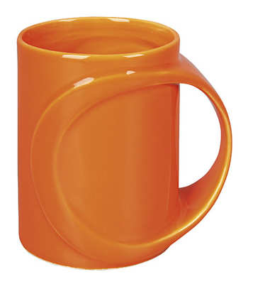 Kubek CREATIVO (016KMP) - Pomarańczowy