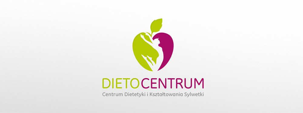 Projekt logo v2 dla Dieto Centrum