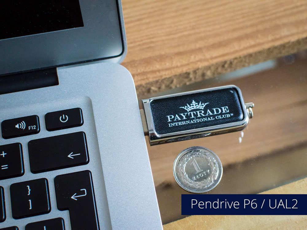Pendrive P6