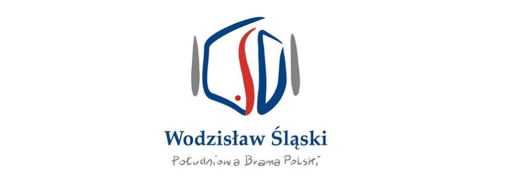 projekt logo Wodzisławia Śląskiego