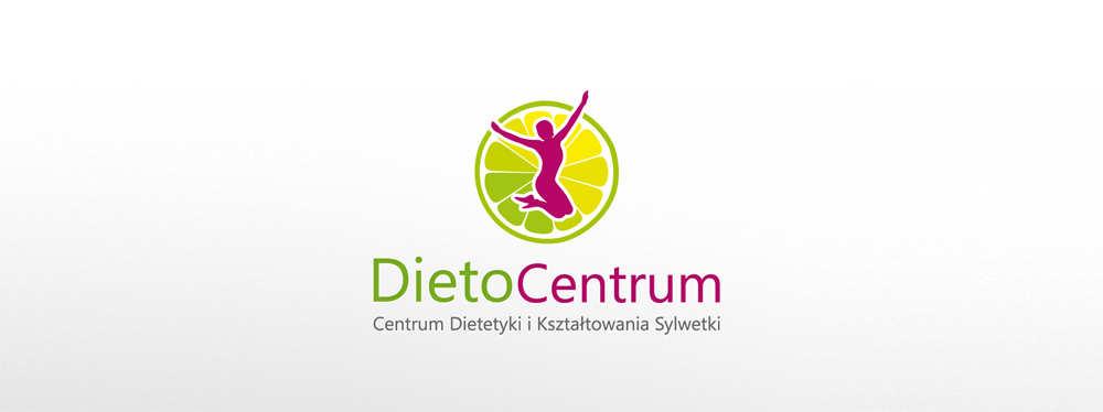 Projekt logo dla Dieto Centrum
