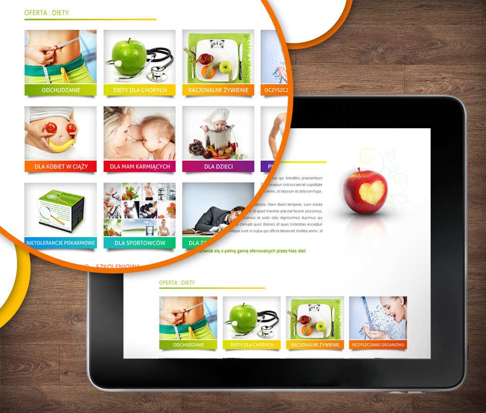 identyfikacja wizualna, ulotki, wizytówki, strony www