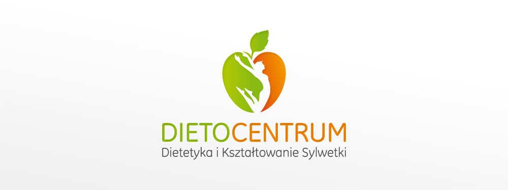 Projekt logo dla Dieto Centrum Katowice