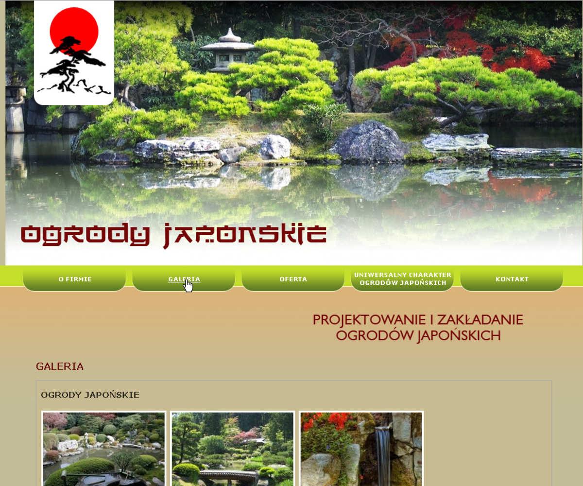 Szczecin dla Japońskie Ogrody