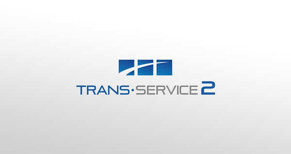 Projektowanie logo Czeladź dla Trans Service 2