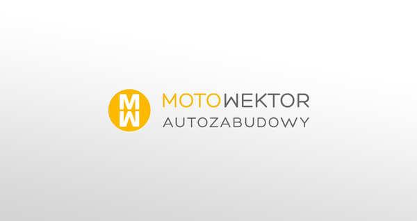 Projektowanie logo Bielsko-Biała dla MotoWektor