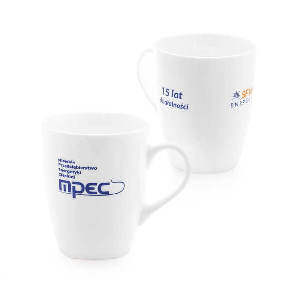 Kubki reklamowe Nowy Sącz dla MPEC