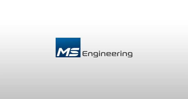 Projektowanie logo Biała dla MS Engineering