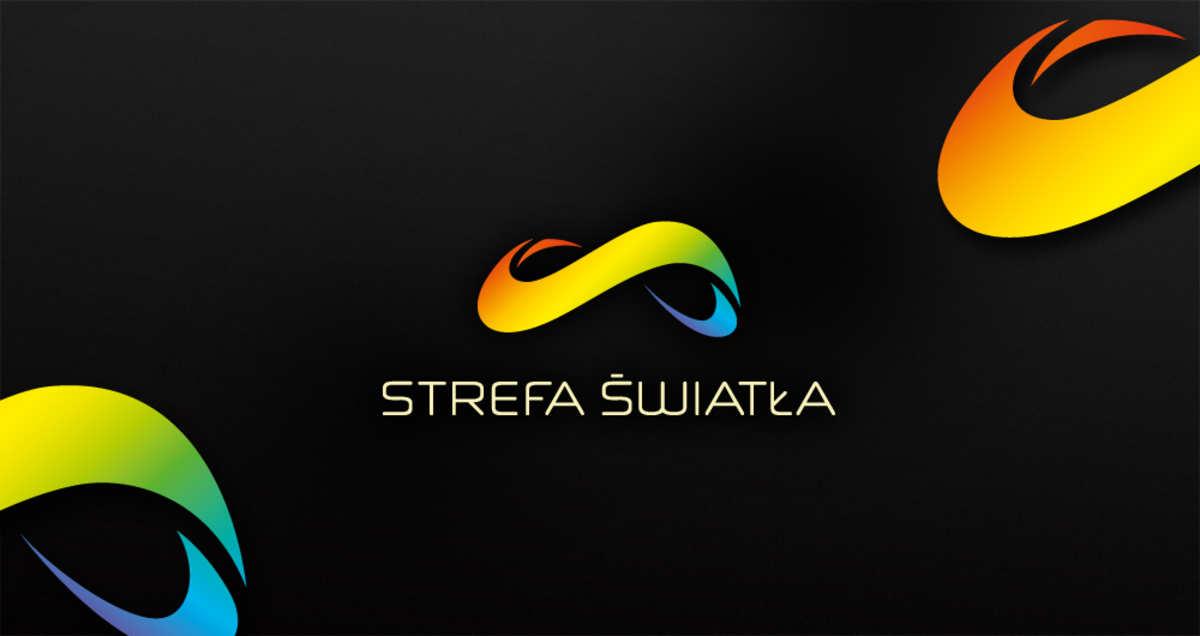 Projektowanie logo Kielce dla Strefa Światła