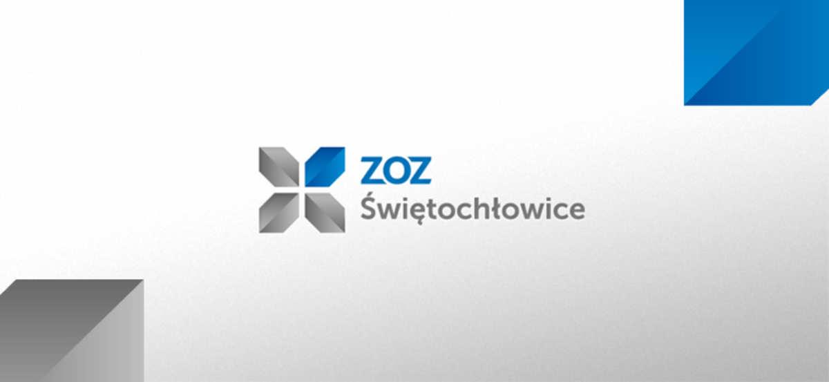 Projektowanie logo Świętochłowice dla Zakład Opieki Zdrowotnej w Świętochłowicach