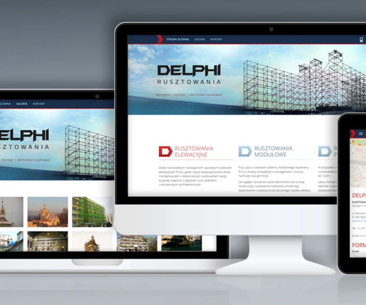 Bytom dla Delphi Rusztowania