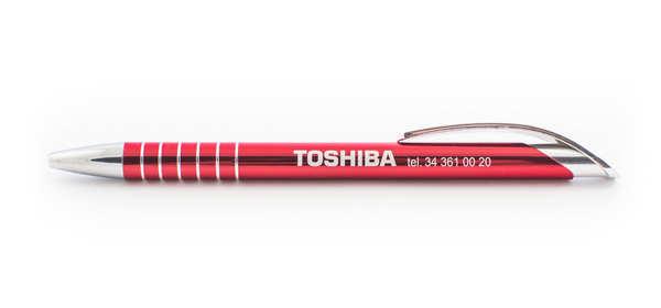 Długopisy reklamowe Kobierzyce dla TOSHIBA
