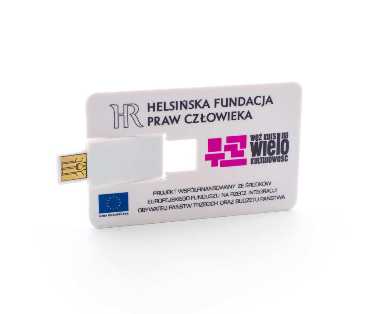 Pendrive dla Helsińska Fundacja Praw Człowieka (Warszawa)