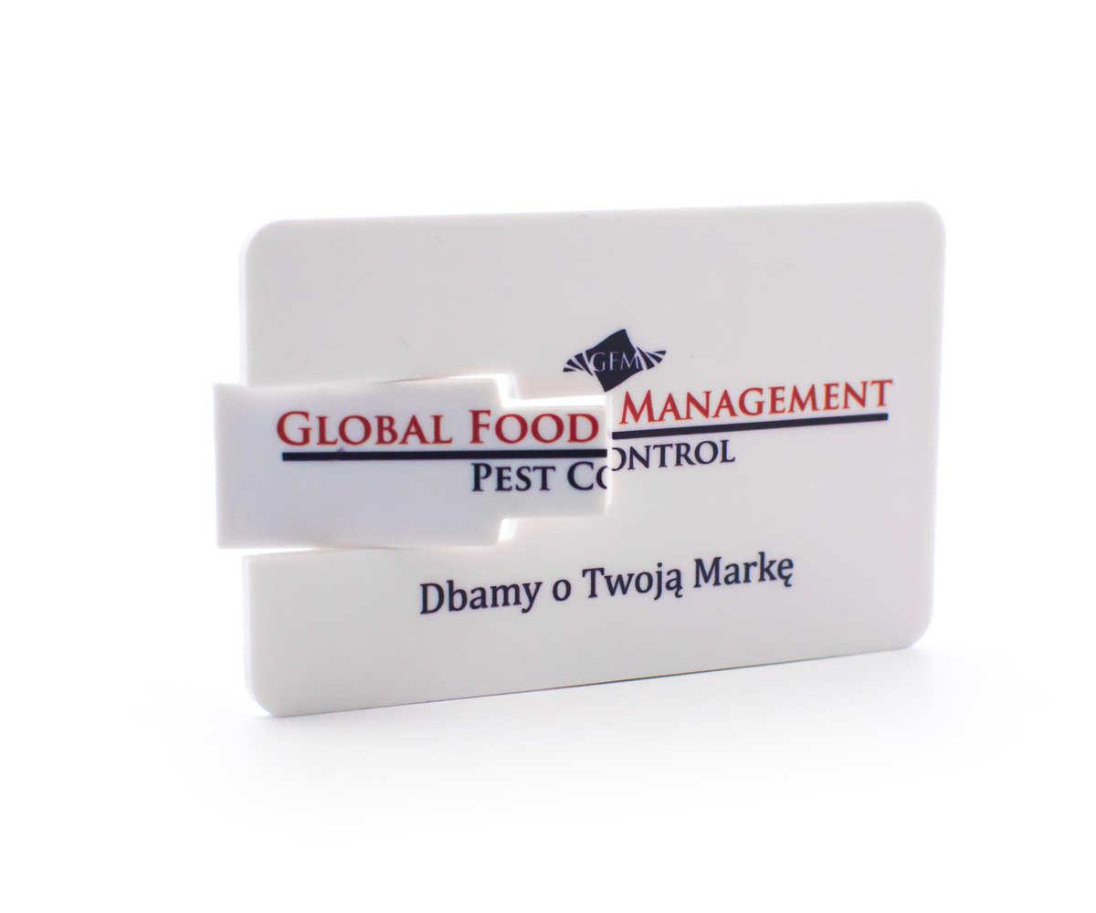 Pendrive dla Global Food Management (Warszawa)