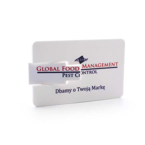Pendrive Warszawa dla Global Food Management