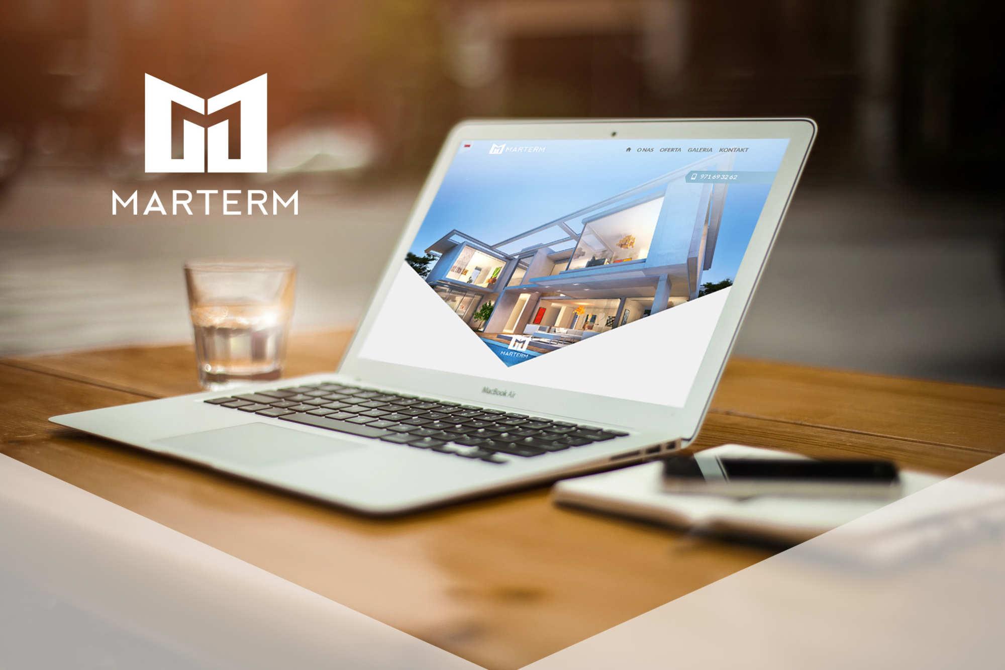 Projektowanie stron Mallorca dla MARTERM