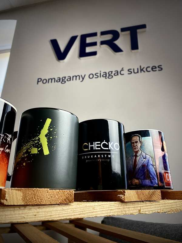 Kubki reklamowe Bytom dla Kubek reklamowy Tomek Classic 035KM