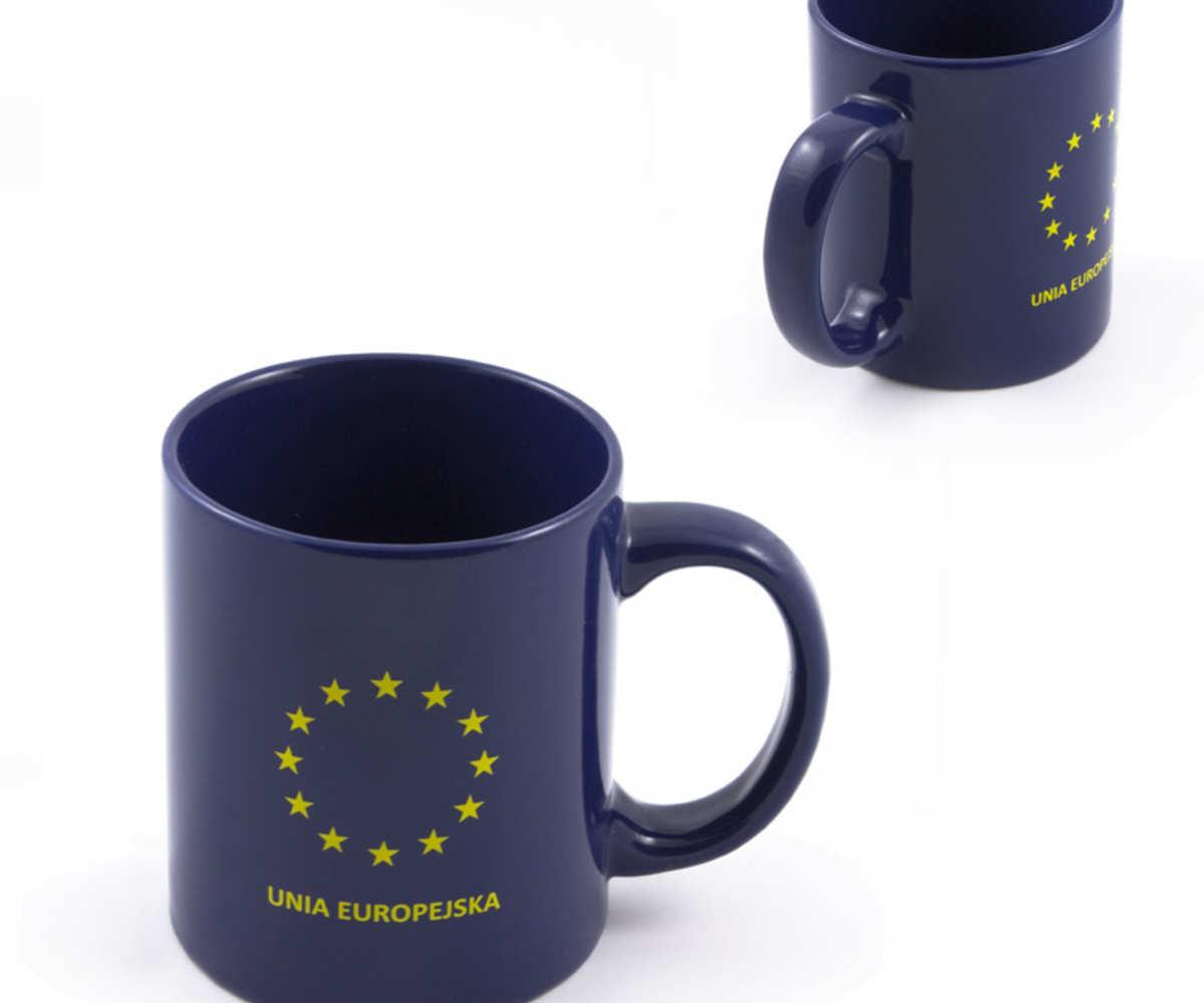 Kubki reklamowe dla Tender - unia europejska (Grodzisk Mazowiecki)