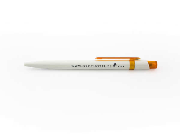 Długopisy reklamowe Malbork dla Grot Hotel