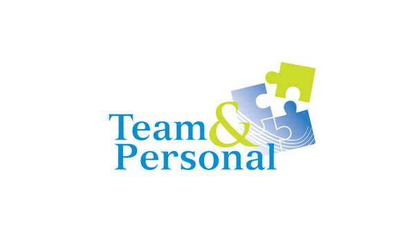 Projektowanie logo Kraków dla Team & Personal