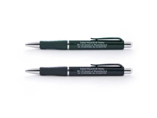 Długopisy reklamowe Serock dla Zakład Masarski M. Rokita