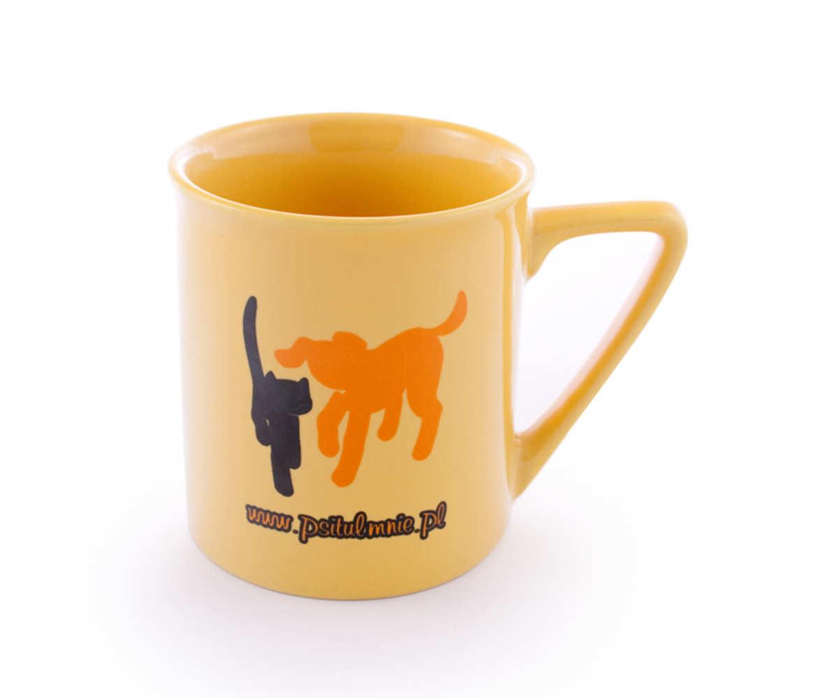 Kubki reklamowe dla Towarzystwo Opieki nad Zwierzętami (Zabrze)