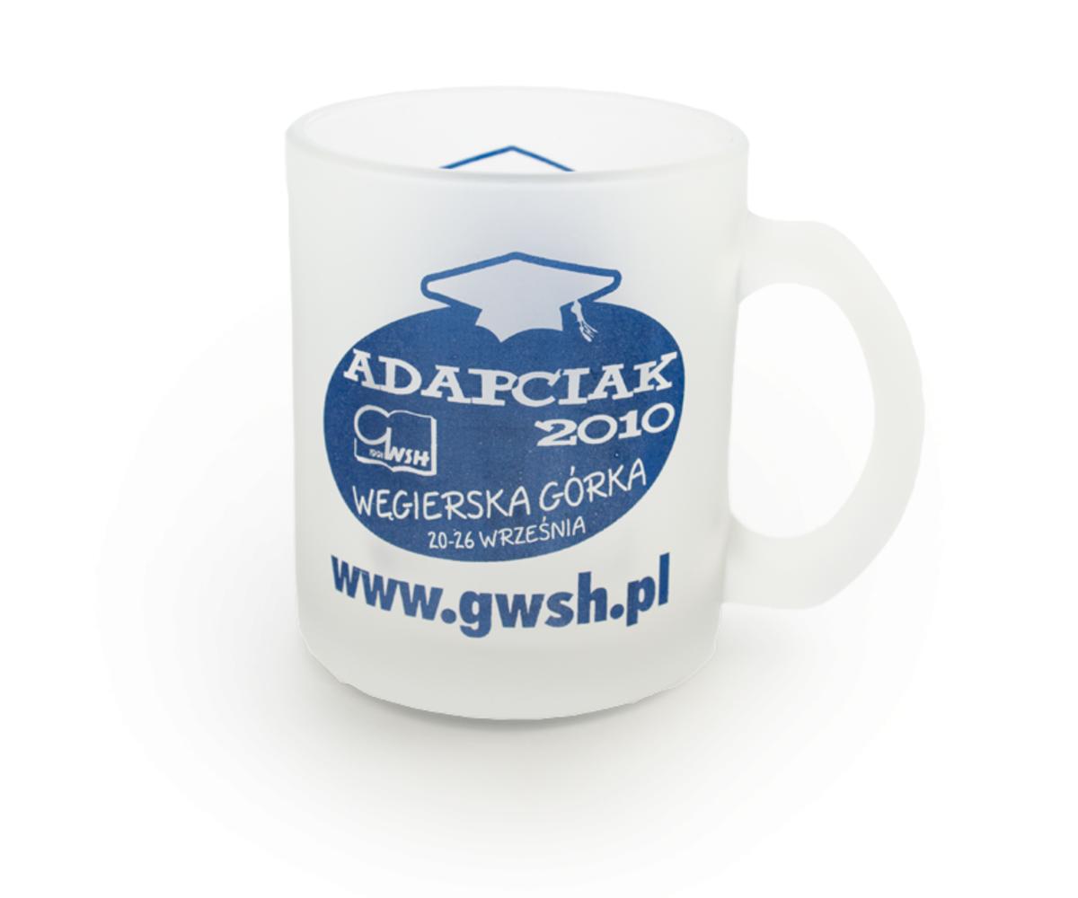 Kubki reklamowe dla GWSH (Katowice)