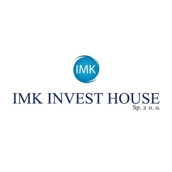 Projektowanie logo Gdańsk dla IMK Invest House