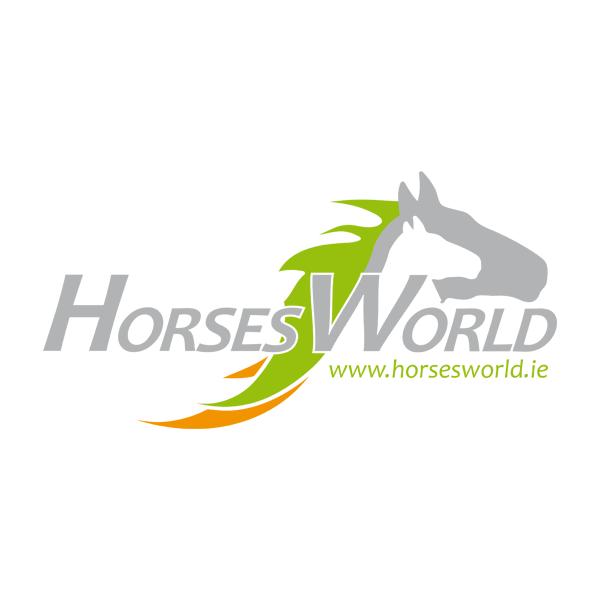 Projektowanie logo Corofin Ennis, Co. Clare / Ireland dla Horses World