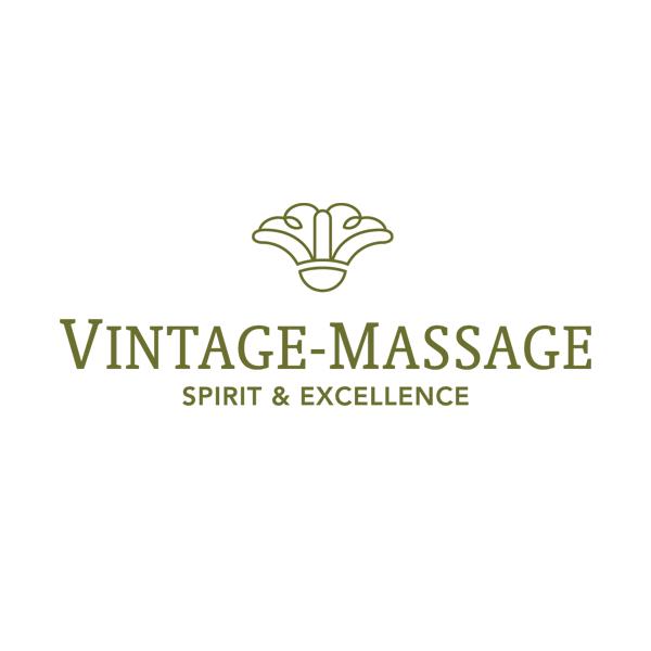 Projektowanie logo Zurich / Szwajcaria dla Vintage Massage