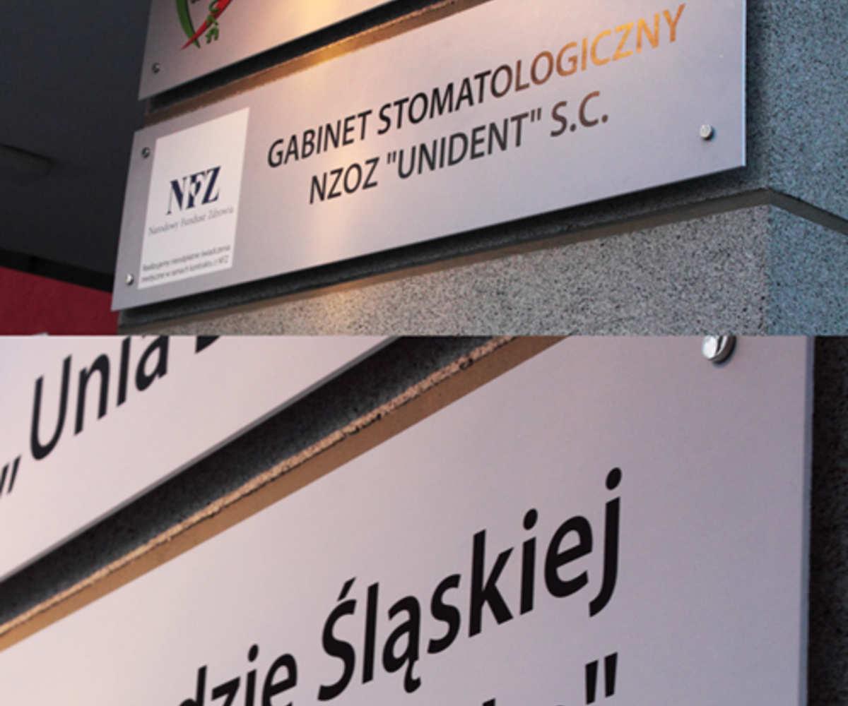 Ruda Śląska dla Górniczy Zespół Lecznictwa Ambulatoryjnego w Rudzie Śląskiej Fundacji Unia Bracka