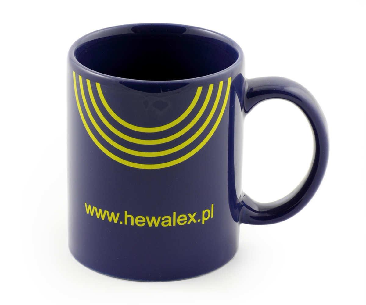 Kubki reklamowe dla HEWALEX (Czechowice-Dziedzice)