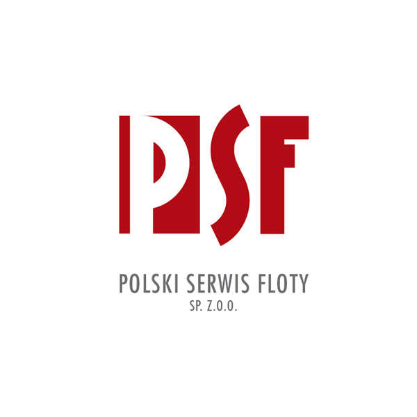 Projektowanie logo Katowice dla Polski Serwis Floty sp. z o.o.
