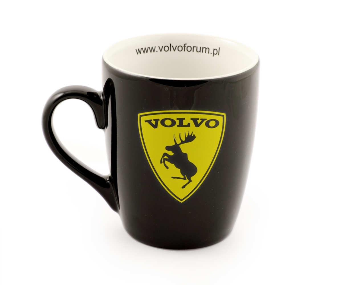 Kubki reklamowe dla volvoforum.pl ()
