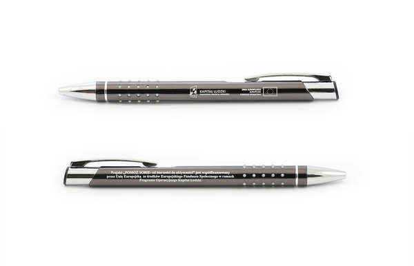 Długopisy reklamowe Mosty dla Studio Reklamowo Artystyczne - PORTOCART