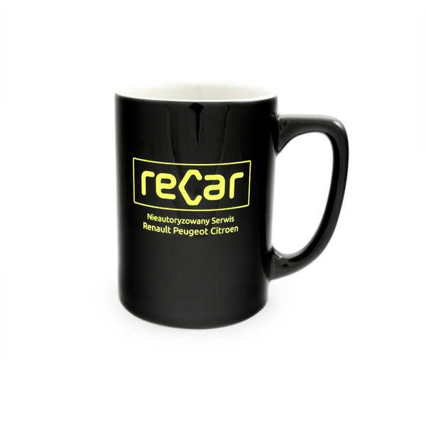 Kubki reklamowe Leszno dla reCar