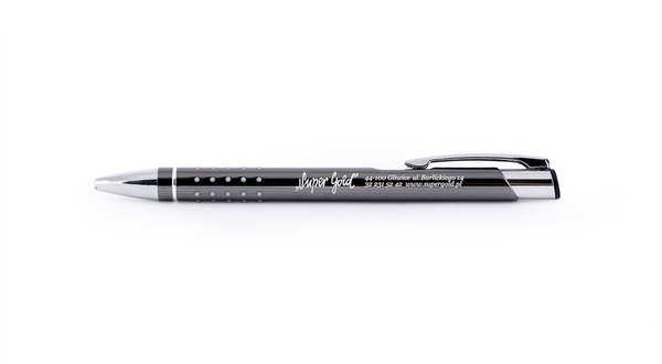 Długopisy reklamowe Gliwice dla Super Gold