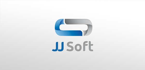 Projektowanie logo Katowice dla JJ Soft