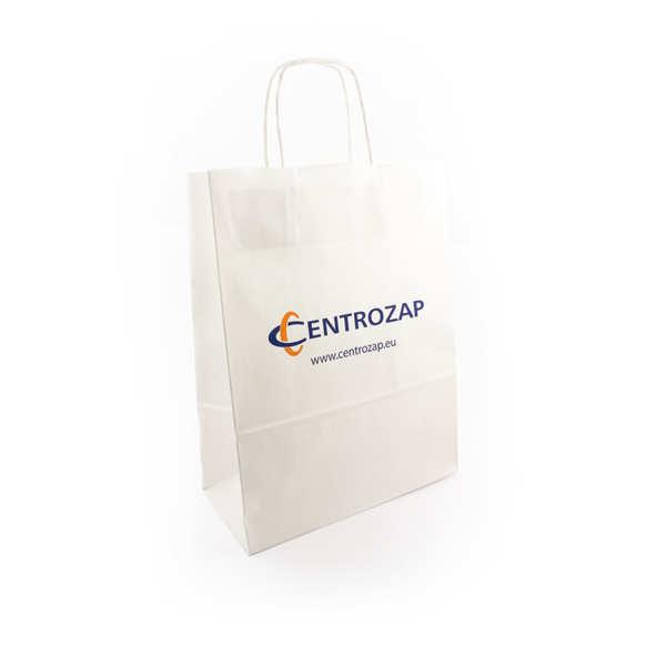 Torby papierowe Katowice dla Centrozap